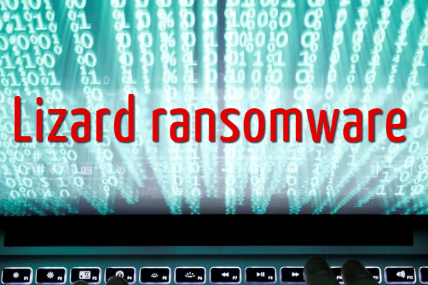 remove LIZARD ransomware