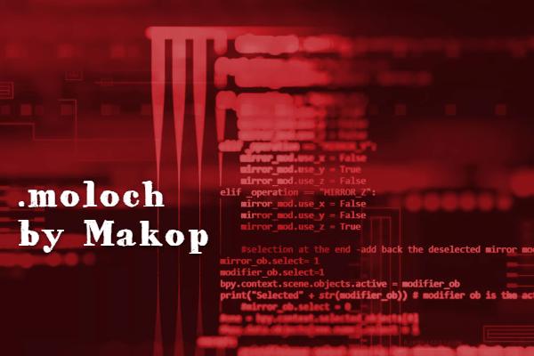remove Moloch ransomware
