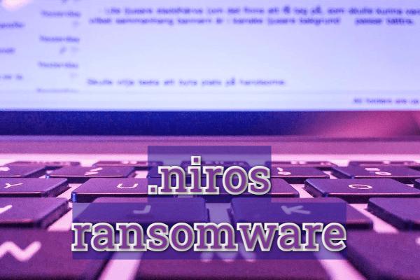 remove Niros ransomware