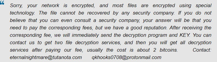 remove cring ransomware