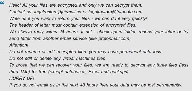 remove wskvke ransomware