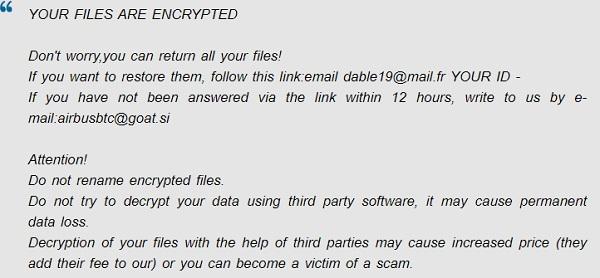 remove ovo ransomware