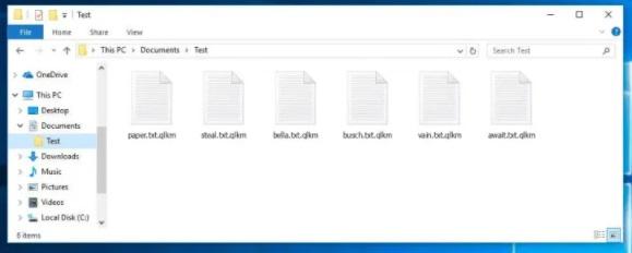 remove qlkm ransomware