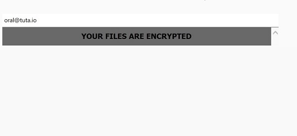 how to remove oral ransomware
