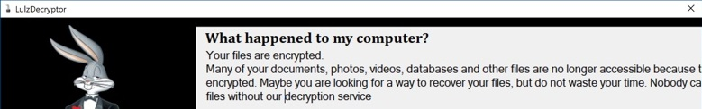 remove- lulzdecryptor ransomware