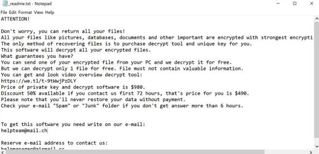 remove lmas ransomware