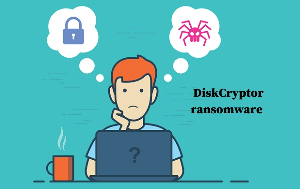 remove diskcryptor ransomware