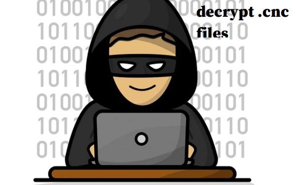 decrypt cnc files