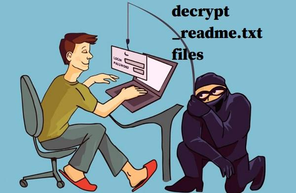 decrypt readme.txt files