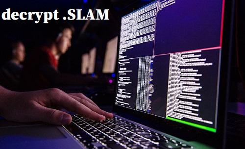 decrypt slam