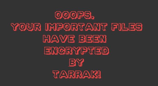decrypt tarrak files