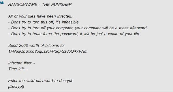 remove punisher