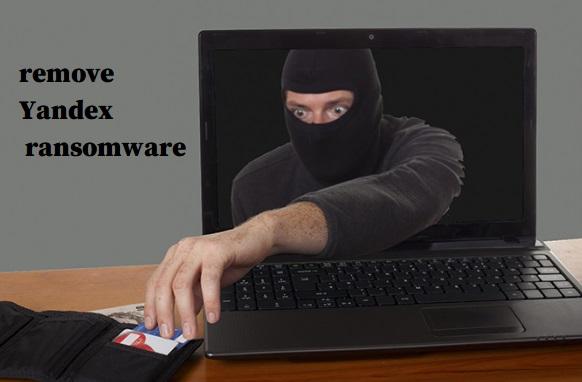 remove yandex ransomware