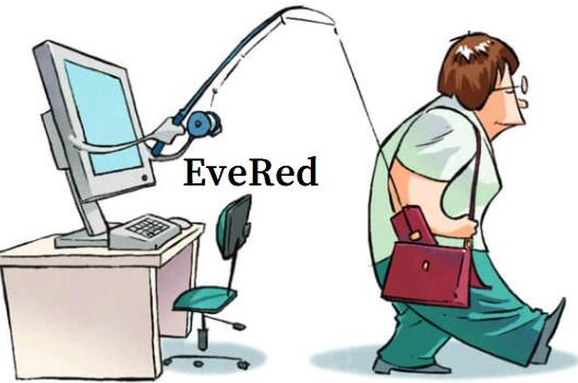 delete evered