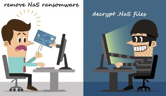 remove nas ransomware