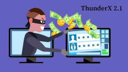 remove thunderX  2.1